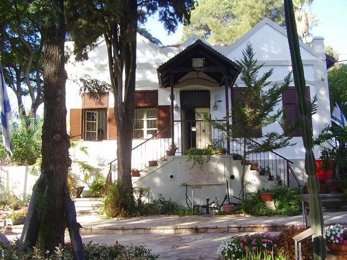 Дом Лереров в Нес-Циона