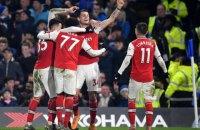 """""""Челсі"""", граючи в більшості, пропустили безглуздий гол від """"Арсеналу"""" в матчі АПЛ"""