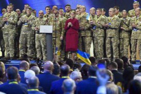 Credo Юлії Тимошенко
