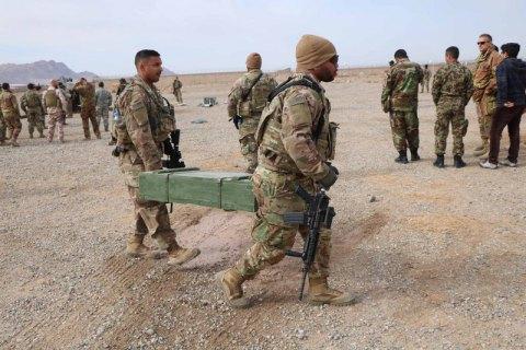 У США припускають, що можуть затримати виведення військ із Афганістану