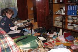 Неизвестные разгромили квартиру заместителя Грача