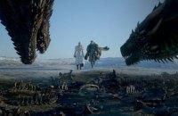 """Перша серія фінального сезону """"Гри престолів"""" зібрала рекордну кількість глядачів"""