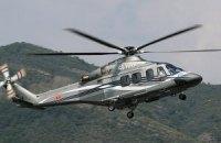 Журналисты нашли вертолет, на котором Янукович бежал из Украины