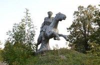 У Волновасі пам'ятник Чапаєву перейменували в козака