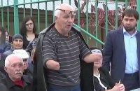 В России на безрукого активиста завели дело о нападении на полицейского