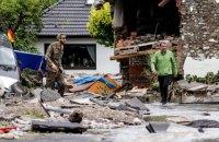 Близько 170 людей вважають зниклими внаслідок повені на заході Німеччини