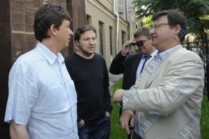 Оппозиция смогла договориться не со всеми соратниками Луценко