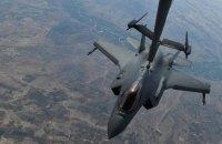 США вперше використали винищувачі F-35A в бойових умовах