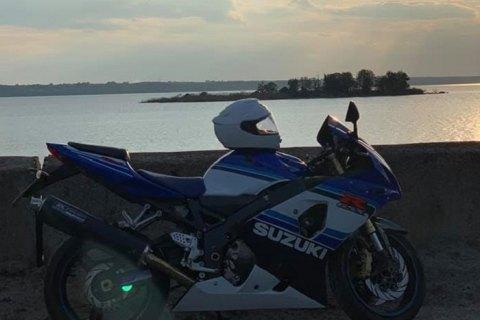 У брата Найема снова угоняли мотоцикл (обновлено)