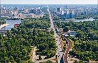 """Станцию киевского метро """"Гидропарк"""" закрывали из-за сообщения о минировании"""
