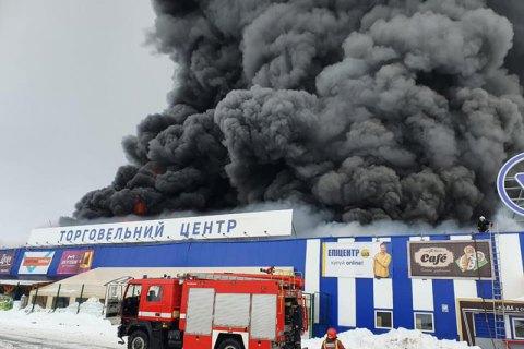"""Поджигателя """"Эпицентра"""" в Первомайске арестовали без права на залог"""