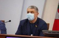 """Екссекретаря Криворізької міськради виключили з фракції """"Слуга народу"""""""