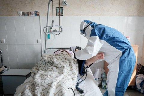 В апараті МОЗ виявили перший випадок захворювання на COVID-19