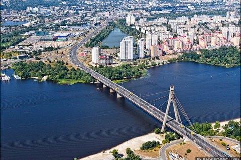 Московский мост в Киеве может стать Северным