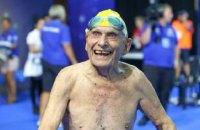 99-летний пловец из Австралии установил мировой рекорд
