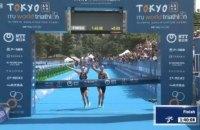 Британки отстранены от отбора на Олимпиаду за то, что пересекли финишную прямую держась за руки