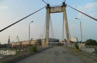 В Киеве подросток сорвался с Рыбальского моста, делая селфи