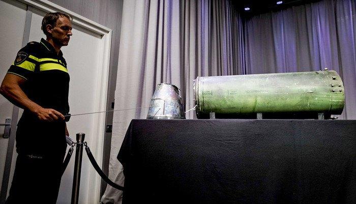 Крах МН-17: как выглядит ракета, убившая сотни человек (фото)