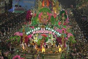 Во время пожара на карнавале в Бразилии погибли четыре человека