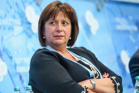 Помощи ЕС и США недостаточно для развития украинской экономики, - Яресько