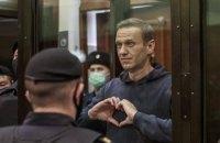 Навальний заявив про катування безсонням та відсутність медичної допомоги у колонії