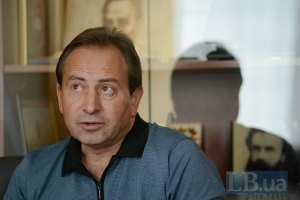 Список Яценюка не согласован с коалицией, - Томенко