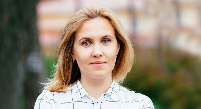 Дарья Касьянова – национальный директор по развитию программ «СОС Дитячі містечка Украина»