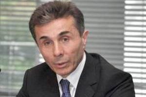 Саакашвили выдвинул кандидатуру Иванишвили на пост премьера