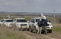 МИД: снятие охраны с базы ОБСЕ в Горловке связано с российской резолюцией об охранной миссии ООН