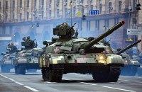 SIPRI: Украина потратила на оборону 3,4% ВВП в 2017 году