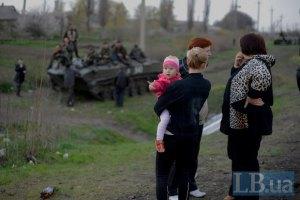 Мешканці Краматорська закликали владу навести лад у місті