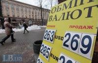 Конспект: особливості валютної політики України