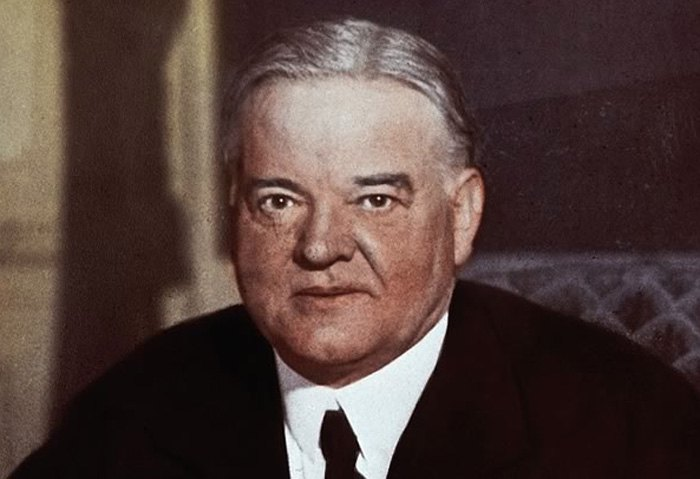 31й президент США Герберт Гувер