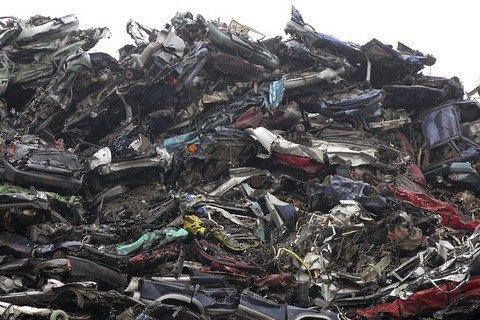 Експорт металобрухту з України виріс до річного максимуму всупереч забороні суду