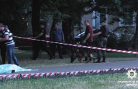 Полиция разыскивает мужчину, который до смерти избил бездомного в центре Одессы