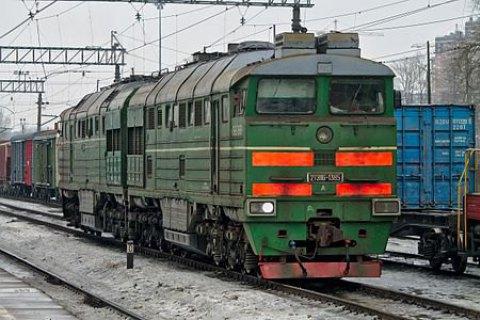 Помічник машиніста отримав сильні опіки через аварію дизеля тепловоза в Чернігівській області
