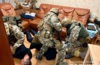 В Днепре задержали банду вымогателей, члены которой во время погони сбили трех человек