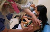 Франція вважає передчасним введення єдиного паспорта вакцинації