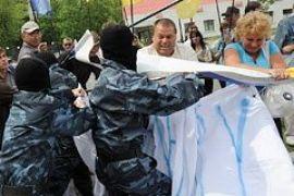 Украинские активисты сочувстуют россиянам из-за ущемлений прав и свобод