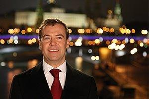 Медведев возглавит российскую делегацию на Олимпиаде