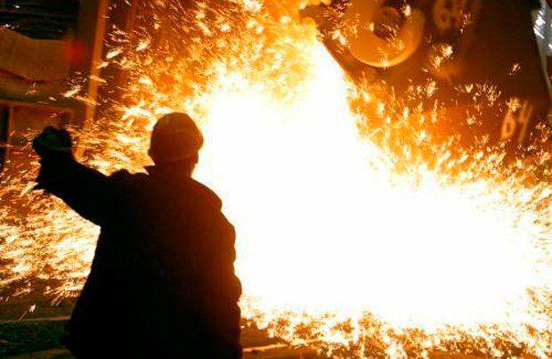 Металлурги заработают меньше в 2012 году