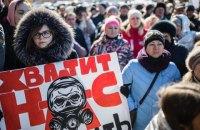 В России на мэра Волоколамска, выступавшего против мусорного полигона, завели дело