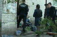 На вулиці Їжакевича у Києві зарізали чоловіка