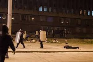 Запорізький губернатор - побитому журналісту: а ти не лізь