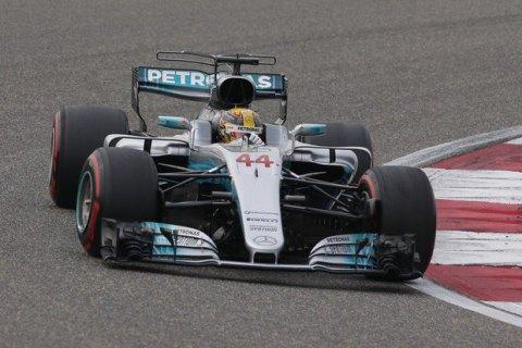 Хэмилтон выиграл Гран-при Китая, Феттель второй