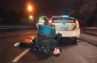 В Киеве сотрудник мойки на авто клиента попал в ДТП и грозился изнасиловать полицейских (обновлено)