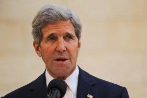 Сегодня Украину посетит госсекретарь США Керри