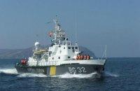 Подразделения ООС тренируются отражать высадку морского десанта в Азовском море