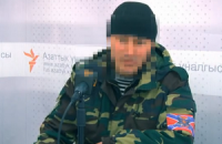Киргизский наемник ушел из ЛНР, не увидев в Украине фашистов