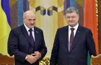 Порошенко и Лукашенко планируют встретиться осенью